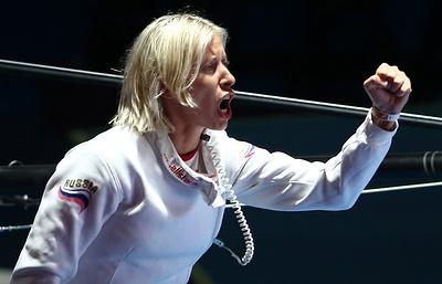 Женская сборная Украины пофехтованию выиграла золото вКитайской республике