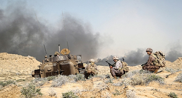 Убит высокопоставленный офицер КСИР