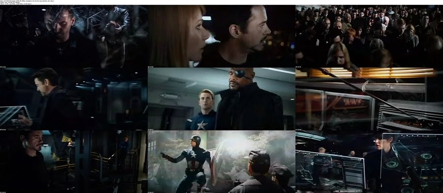 Download Avengers: Age of Ultron (2015) HDRip XviD