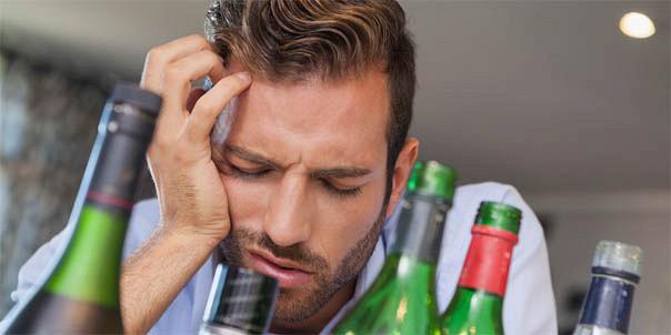 Как облегчить после запоя