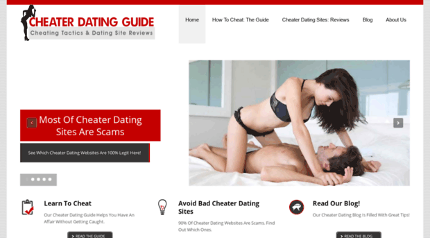 Dating sites for non cheaters
