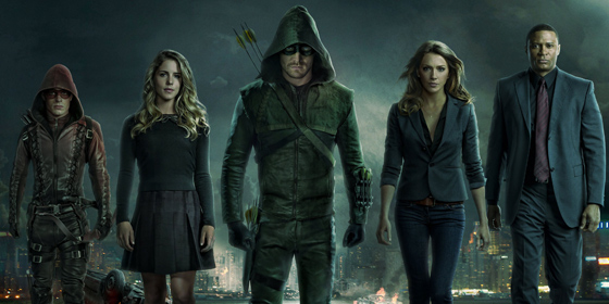 Watch Arrow Online - Year's End - S1E9 - New Episodes