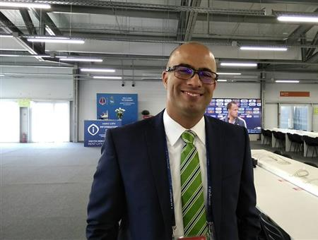 Комментатор костариканского телевидения Хорхе Мартинес: «Хотел быостаться вСамаре, чтобы осмотреть вседостопримечательности»