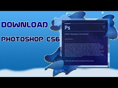 Photoshop cs6 free download with crack 2017