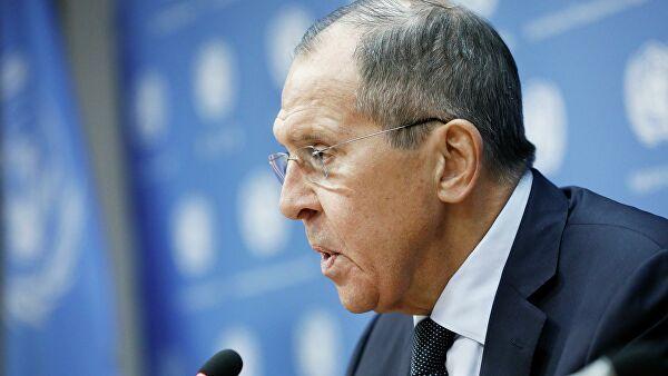 Лавров рассказал об«агрессивных подходах» Германии