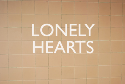 Dating lonely