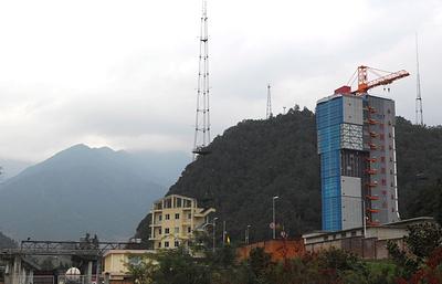 КНР запустил 1-ый национальный спутник мобильной связи
