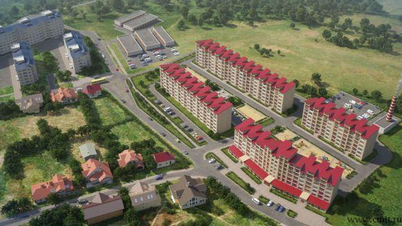 Недвижимость в Пелла новые квартиры