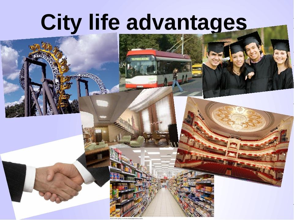 City essay