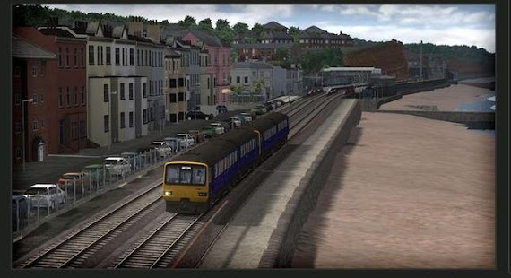 CRACK TRAIN SIMULATOR 2014 FRFULL-HD - YouTube