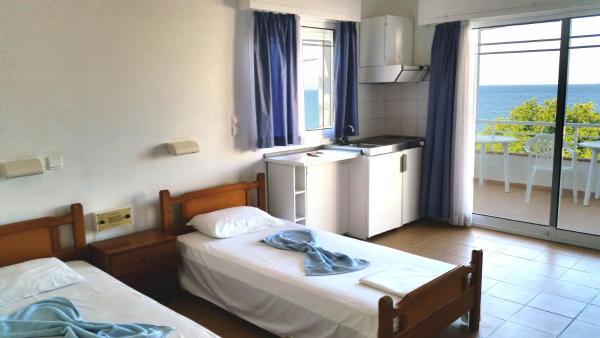 Квартира у моря в остров Хиос