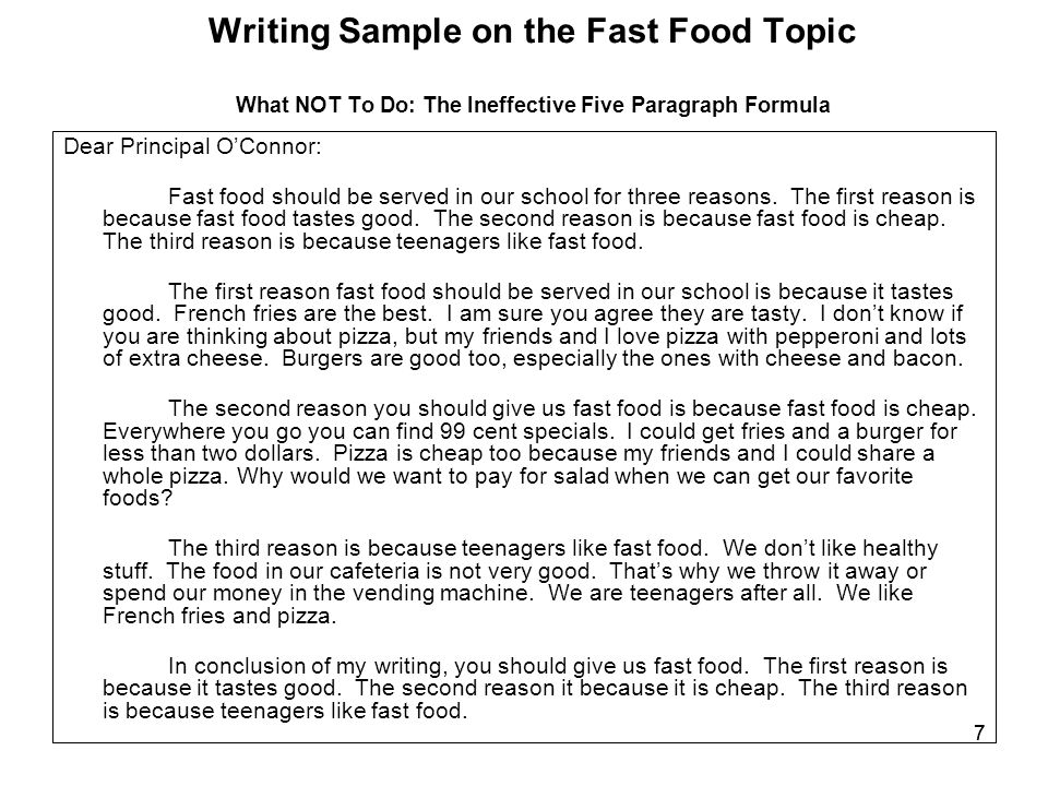 Buy Argumentative Essay Topics About Food