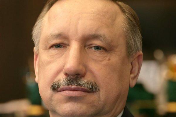 Беглов сменил Цуканова напосту полпреда президента вСЗФО