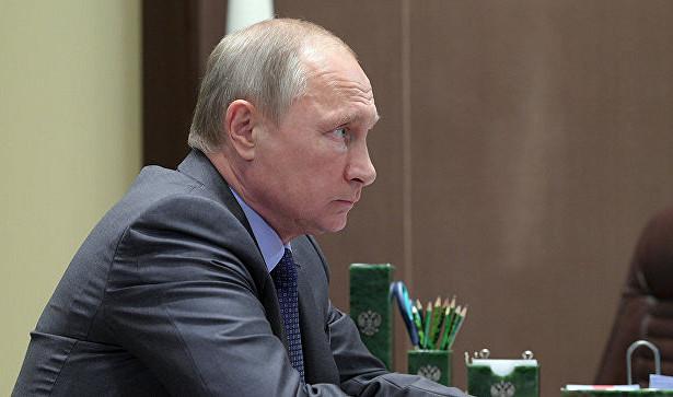 Путин оценил политику ЦБ