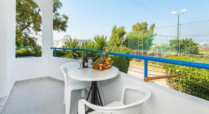 Апартаменты в остров Теологос на побережье