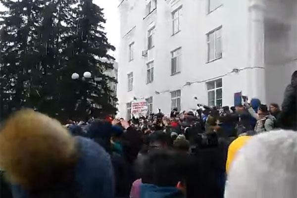 Вадминистрации Кемеровской области оботставке вице-губернатора: официальной информации нет