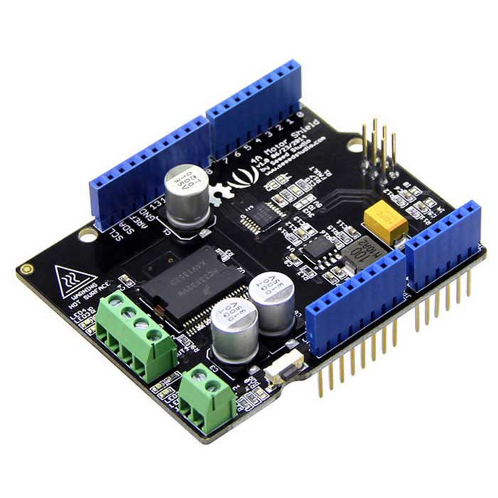 development of low cost arduino controlled