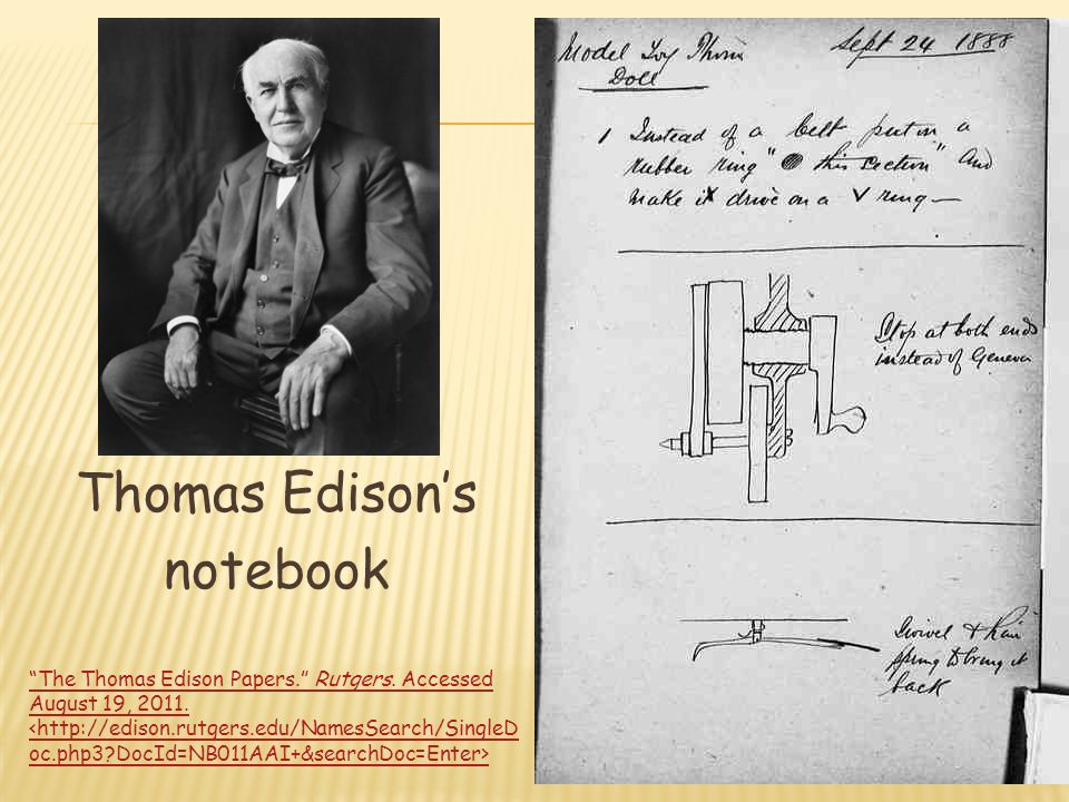 Free Essays on Thomas Edison - FreeCollegeEssayscom