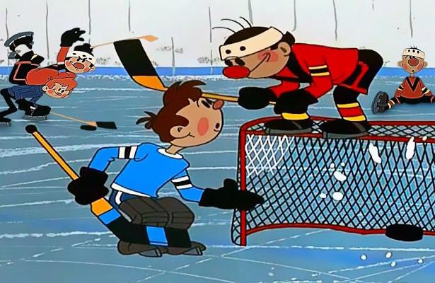 Лучшие мультфильмы оспорте длядетей. «Ну, погоди!», «Шайбу, шайбу!», «Смешарики. Спорт»