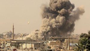 Беспилотники атаковали цели навостоке Сирии