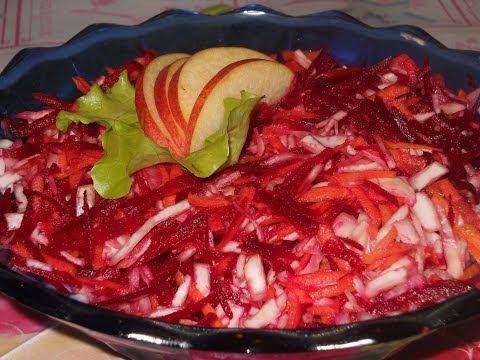 Салат с фунчозой: рецепт классического, теплого и овощного