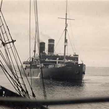 КаквЧерном море встретил старость британский «Ленин»