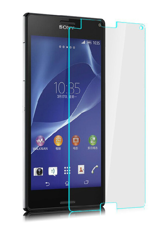 Fissure sony z3 compact