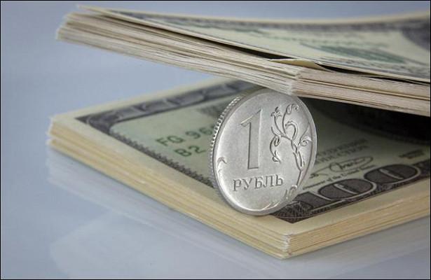Курс рубля ждет спрос нариск