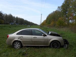 Трилегковых автомобиля пострадали вДТПвРязанской области