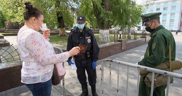 ВРостовской области ужесточили антиковидные ограничения