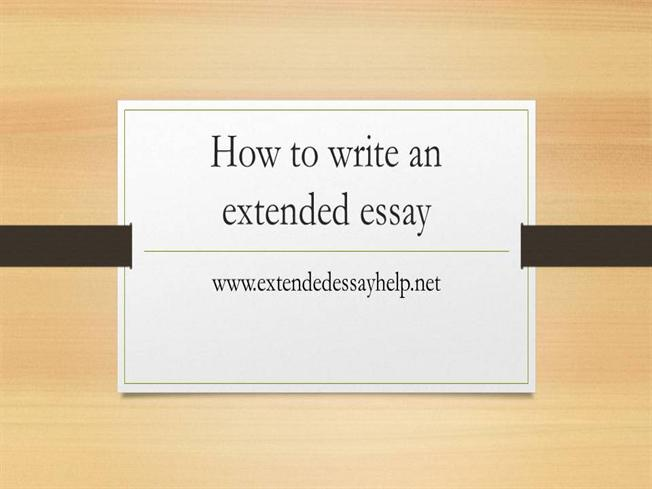 essay writing in exams Extended essay wikipedia