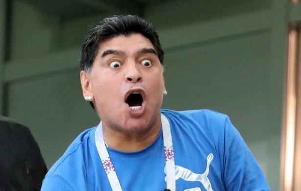 Марадона мог возглавить российский клуб