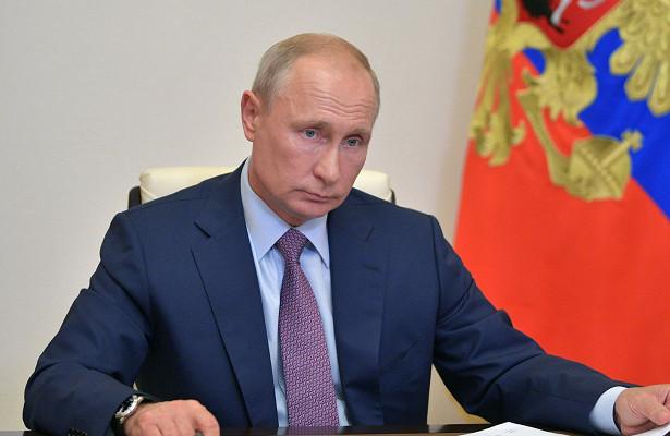 Путин оценил ходреализации соглашения поКарабаху