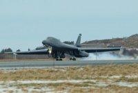 ВНорвегию прибыли 4стратегических бомбардировщика B-1BLance