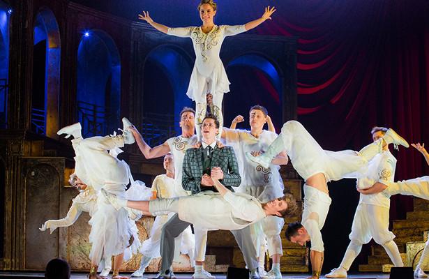 «Принцесса цирка» возвращается насцену