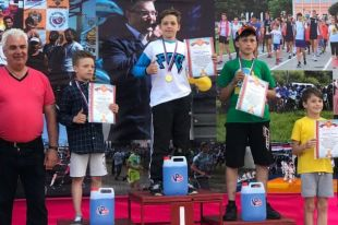11-летний мотоциклист победил напервенстве Ставропольского края