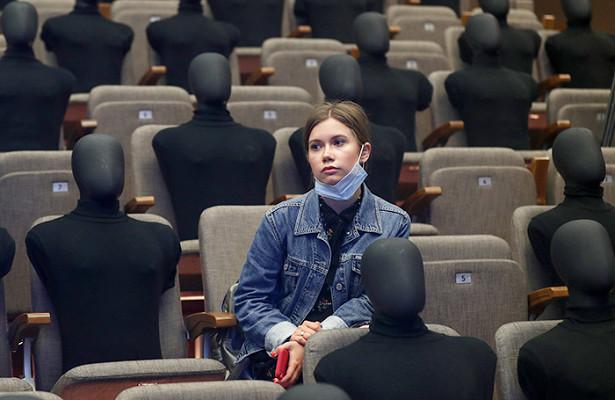 Театрам вМоскве разрешили перейти к25-процентной рассадке постепенно