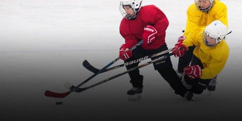 Международный детский хоккейный турнир «Кубок Мышкина» завершился вМоскве