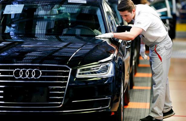 Audi иVolkswagen отзовут вРоссии более 120автомобилей