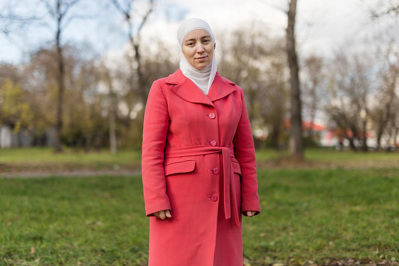 работа для девушек в хиджабе москва