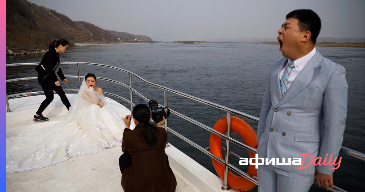 В Китае теперь можно подать на развод через WeChat - Афиша Daily
