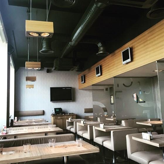 Ресторан Кафе 15 - фотография 1