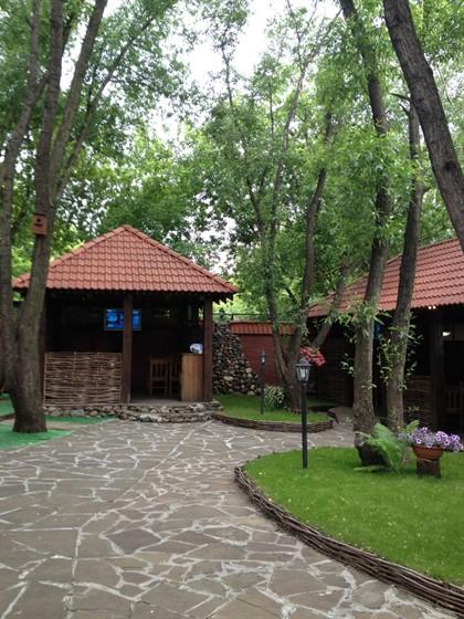 Ресторан Иверия - фотография 2 - Терасса