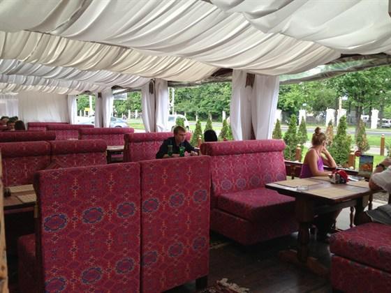 Ресторан Павлин-мавлин - фотография 10
