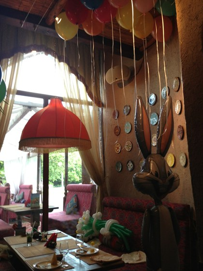 Ресторан Павлин-мавлин - фотография 12