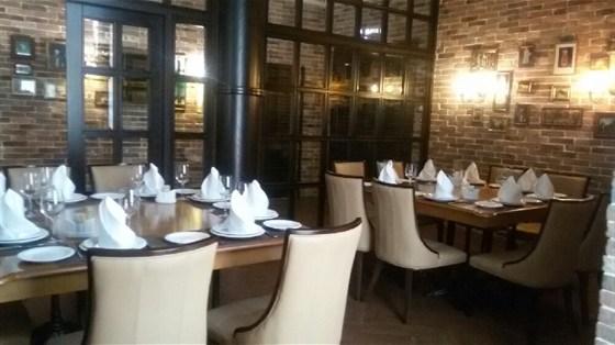 Ресторан Пиросмани - фотография 6