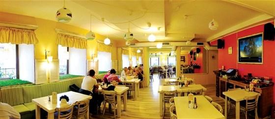 Ресторан Тепличные условия - фотография 3