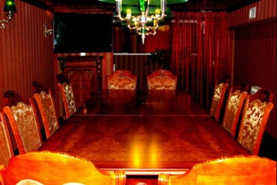 Ресторан Пражский клуб - фотография 4 - Конференц зал