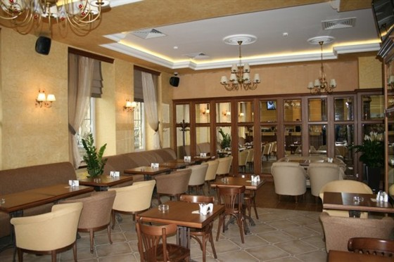 Ресторан Кофе-брейк - фотография 33