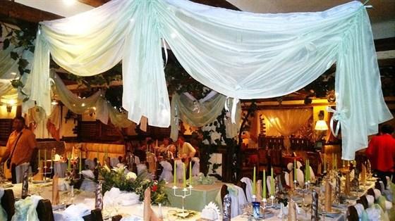 Ресторан Райская трапеза - фотография 10 - Свадьбы на заказ